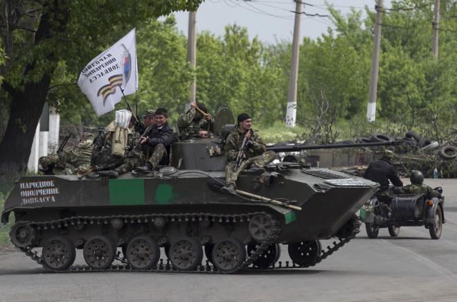 Ukraine crisis and Russia beefs up Black Sea fleet in Crimea