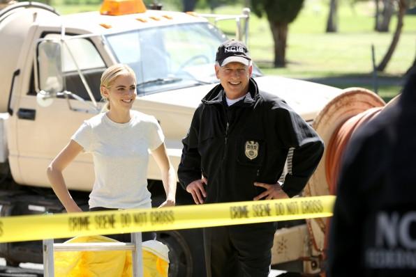 NCIS Season 11 'The Admiral's Daughter'
