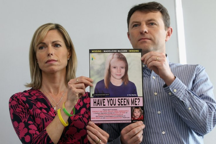 Kate (l) and Gerry McCann have been told police dig is not for human remains, say reports