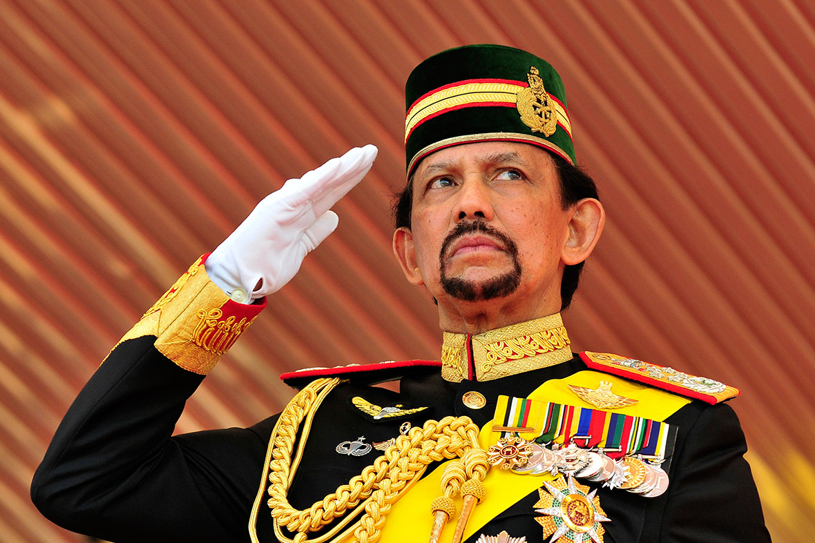 Sultan of Brunei's Dorchester Hotel hit by London's Moped Marauders