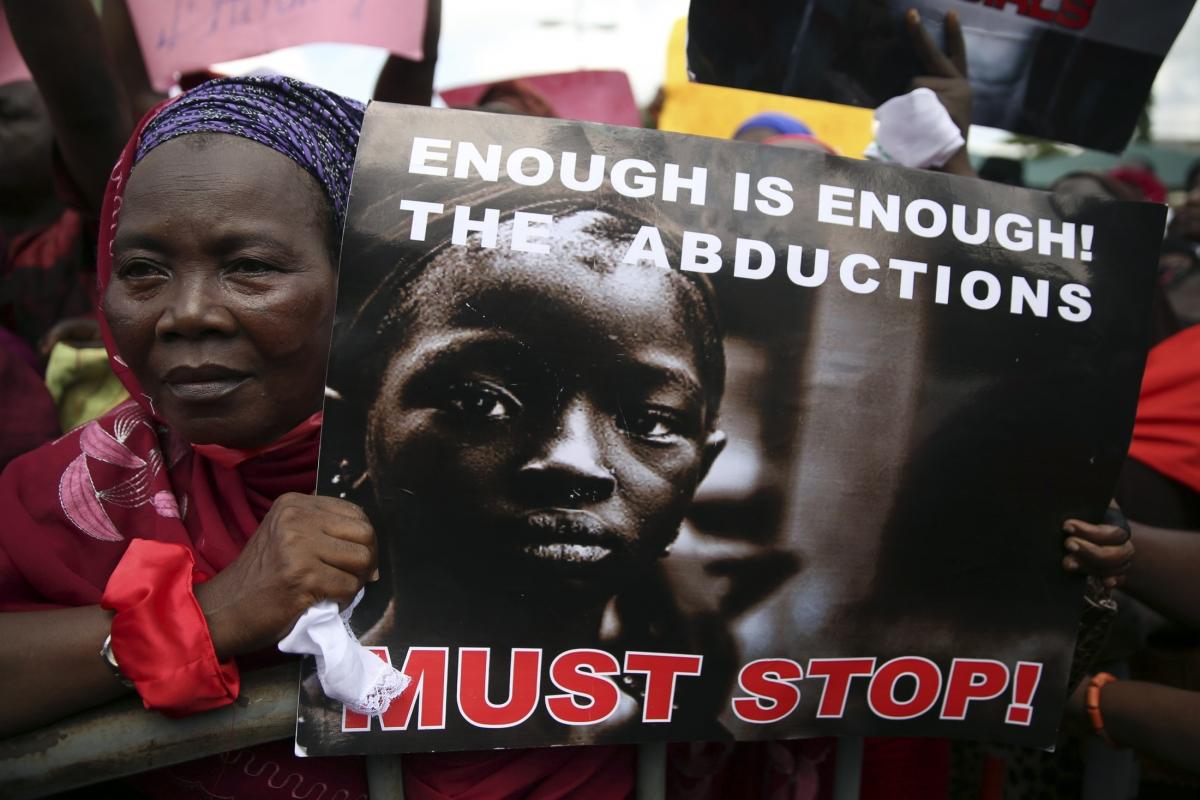 Nigeria Boko Haram attack and girls abduction
