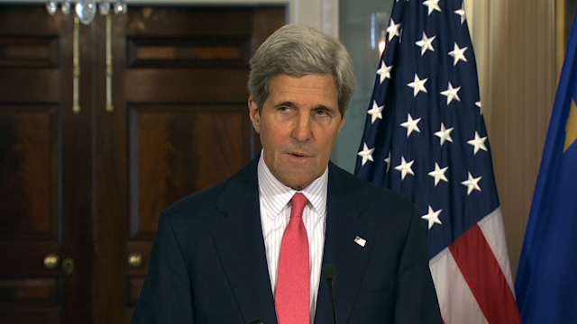 Kerry Announces US Help in Search for Nigerian Girls