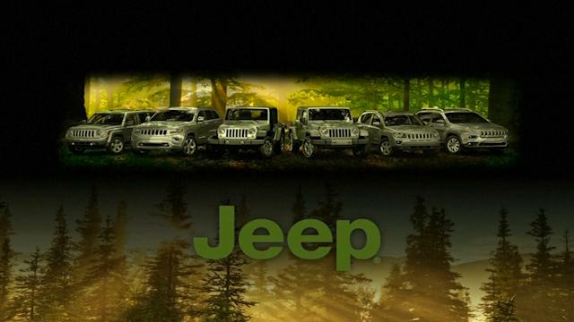 Fiat Chrysler Bets Big on Jeep