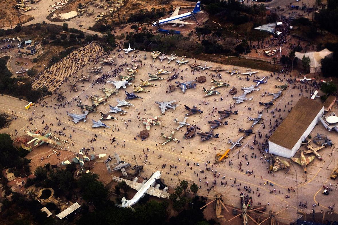 israel planes