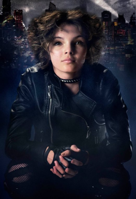 Catwoman in Gotham