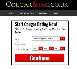 Cougar Shag