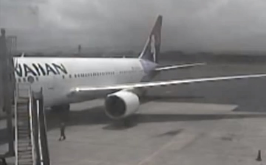 Video Shows Teenage Stowaway Leaping from Hawaiian Airlines Plane after Surviving 5-Hour Flight in Wheel Bay
