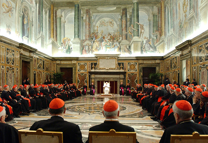 Vatican Says 848 Priests Removed For Child Abuse