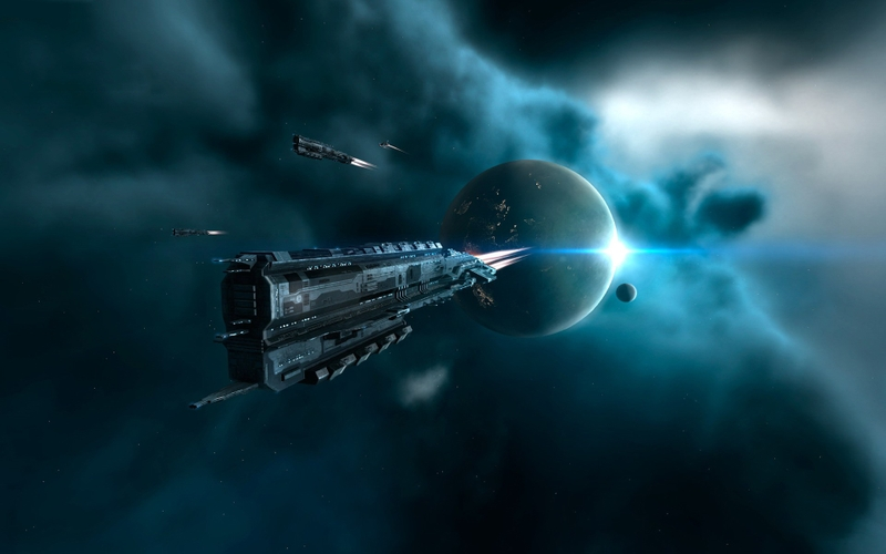 Eve Online - Interstellar Travel is Still a dream