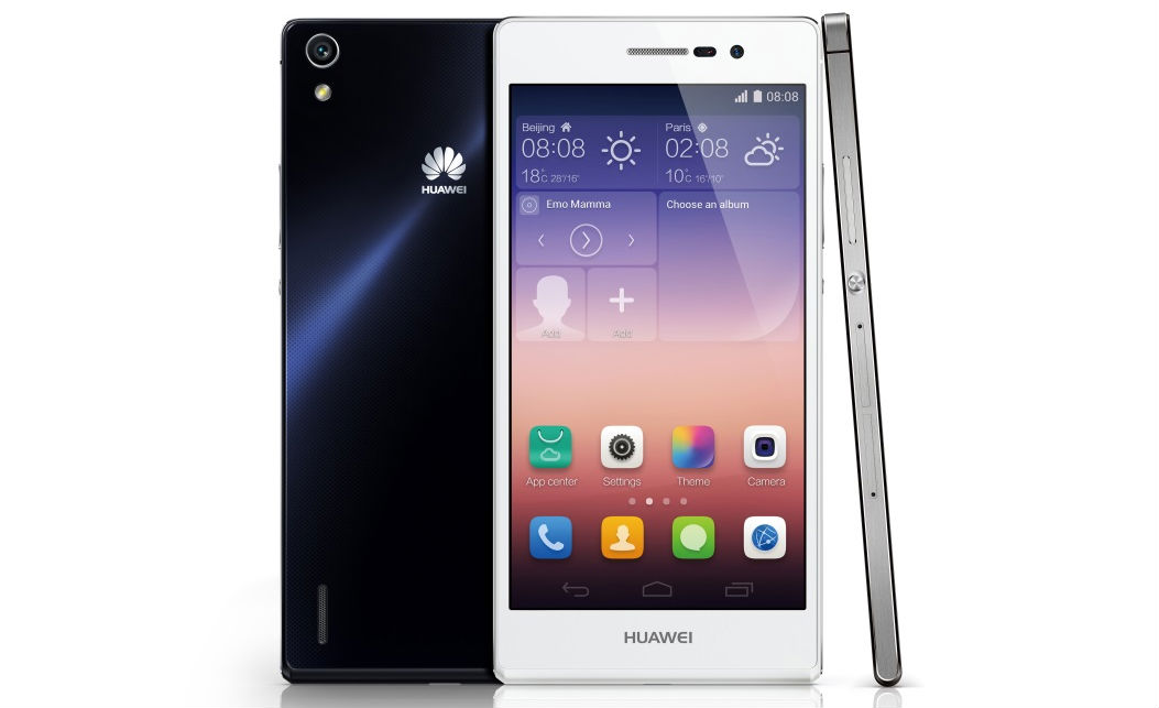 Huawei Ascend P7 Successor Tipped to Feature Sapphire Display to Challenge Future Apple iPhones