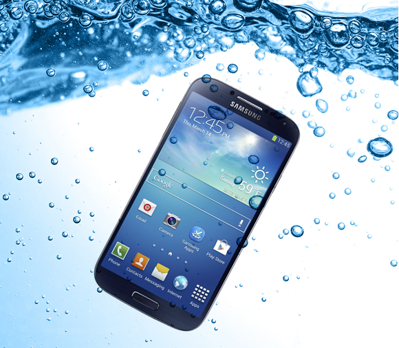 reputable site 1d2ce 70e03 Galaxy S5 vs Xperia Z2: Extreme Waterproof Test Confirms S5 Fares ...