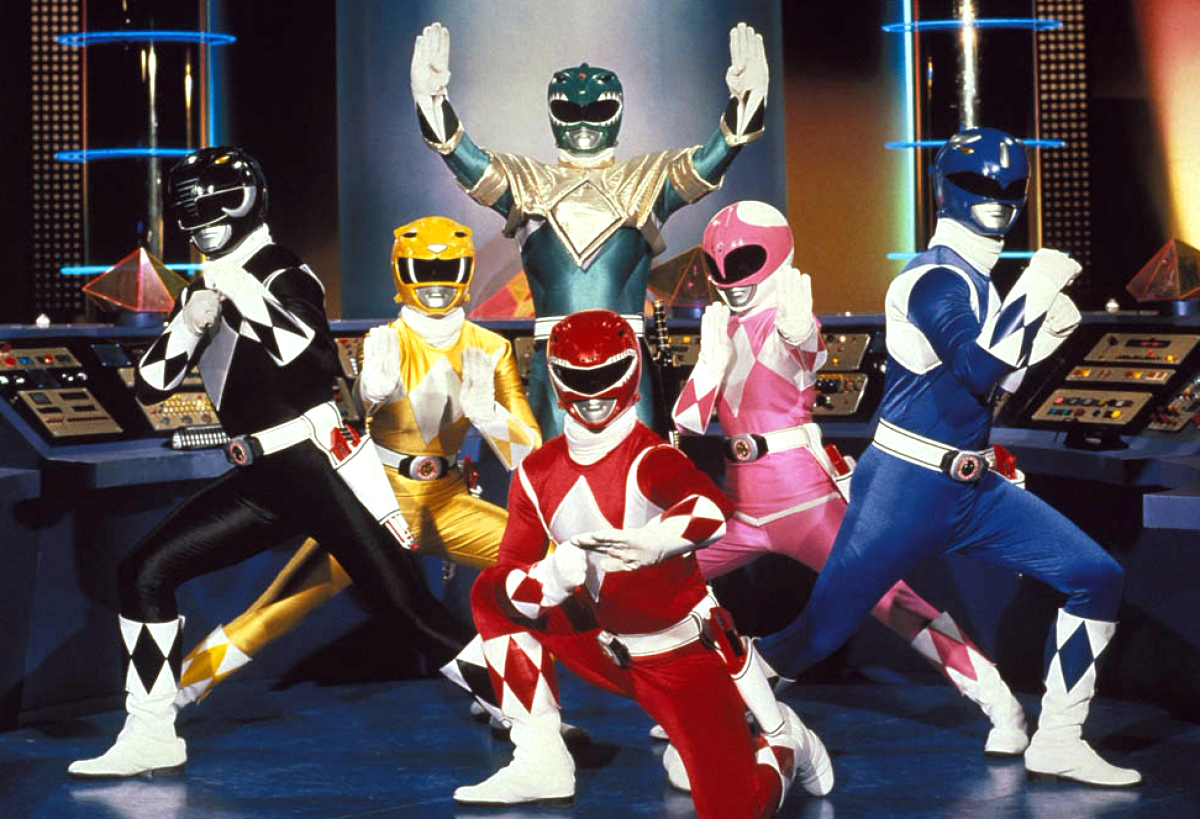 Power Rangers