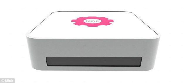 mink 3d makeup printer