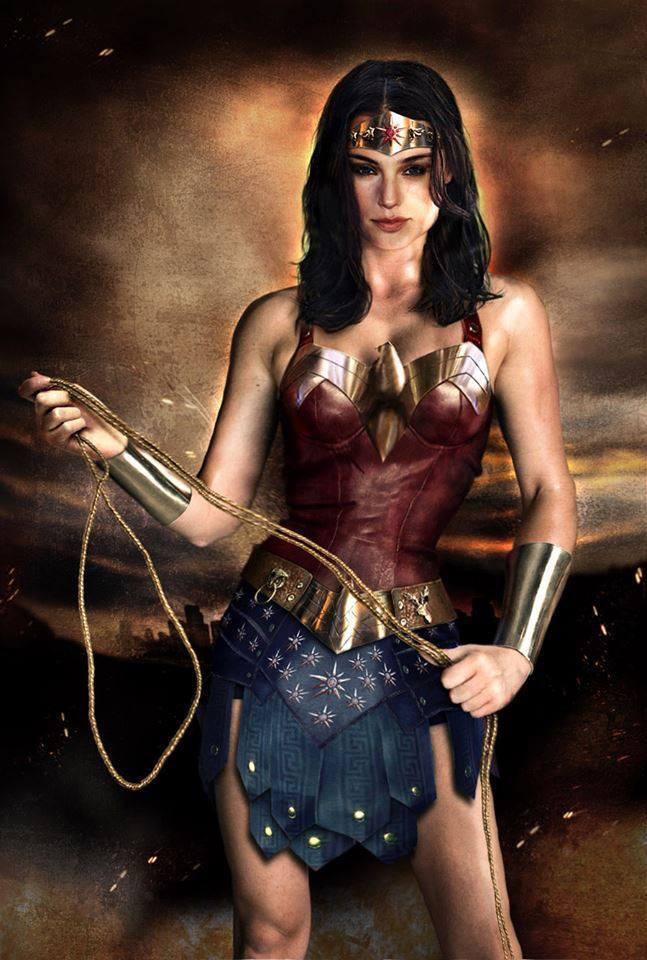 Wonder Woman fan-art