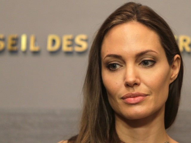 Angelina Jolie 'Sickened' by Schoolgirl Kidnappings