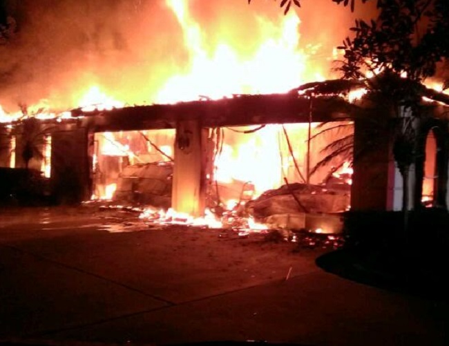 Family of four dead after a fire ravaged a home in Avila, Florida