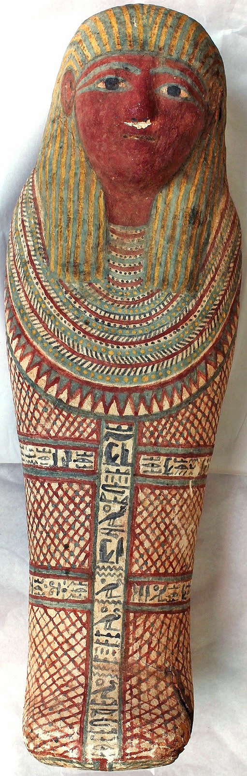W1013, the Egyptian mummy of a baby from 600BC