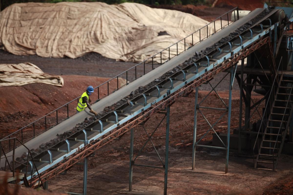 Ivory Coast mining China investment