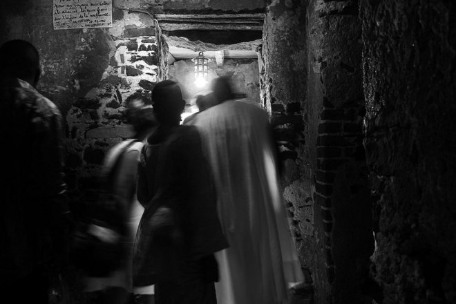 slave market Senegal