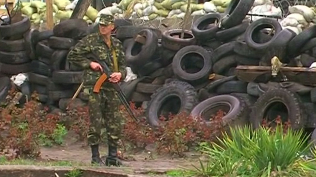 Ukrainian Military Retakes Mariupol City Hall
