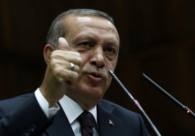 Turkey's first directly elected president will be a more powerful figure than the current largely ceremonial role, Prime Minister Tayyip Erdogan was quoted on Tuesday as saying, boosting expectations he may run for the post in August.