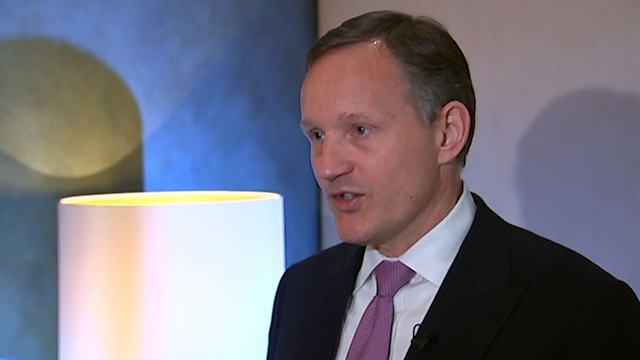 CEO Antony Jenkins Defends Barclays Revival Plan