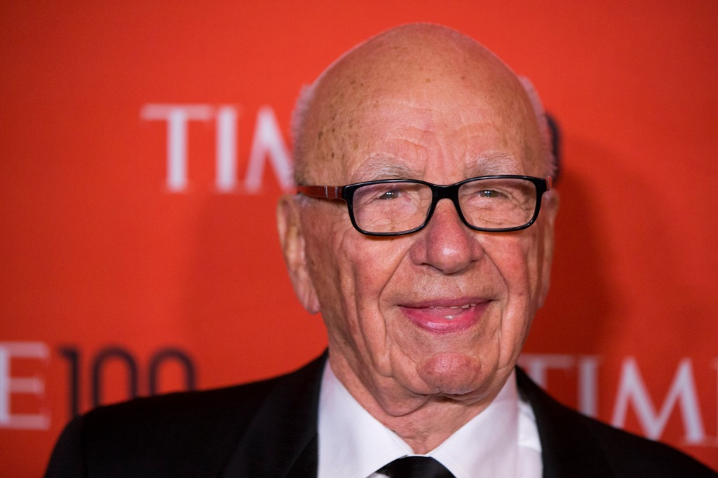 Rupert Murdoch's News Corp Logs Better-Than-Expected Quarterly Profit