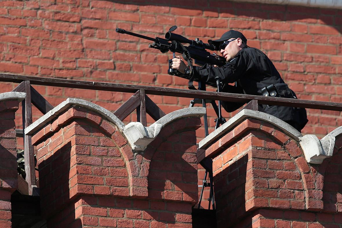 Police on alert