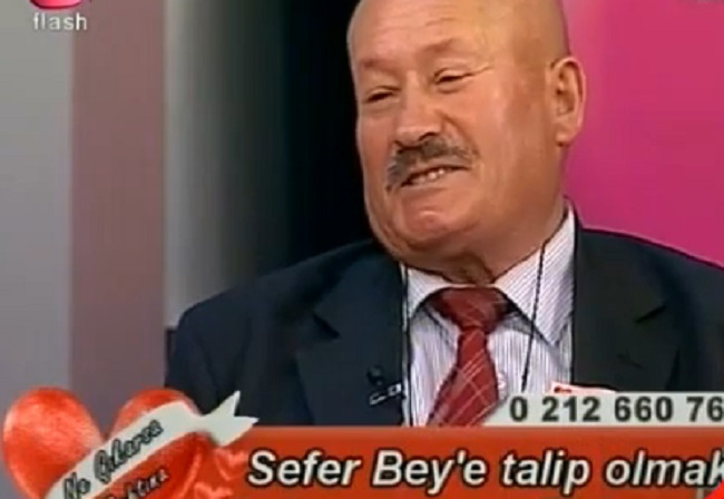 Turkish man claims he killed his wife on dating show