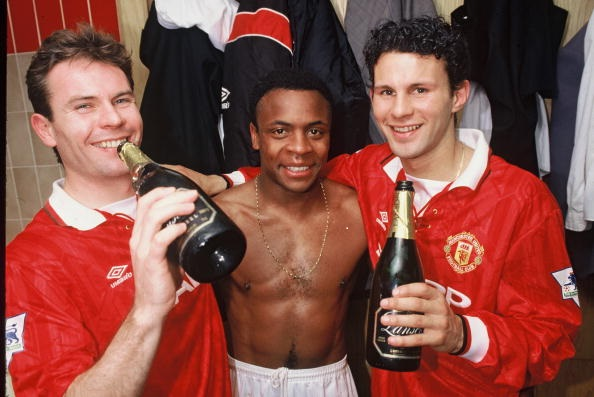 Ryan Giggs first title