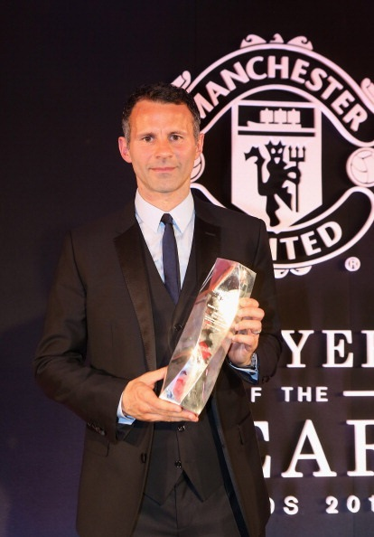 Ryan Giggs lifetime achievement