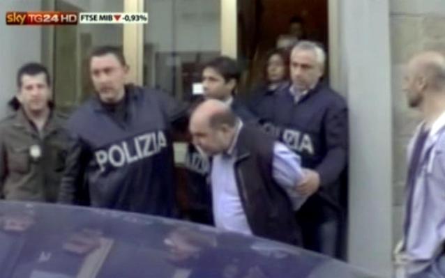 Riccardo Viti Florence Killer Rape crucifixion