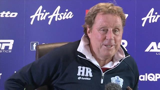 Redknapp: Wigan's the same as AC Milan