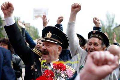 donetsk veterans
