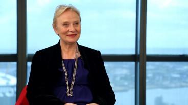 MasterCard chief Ann Cairns