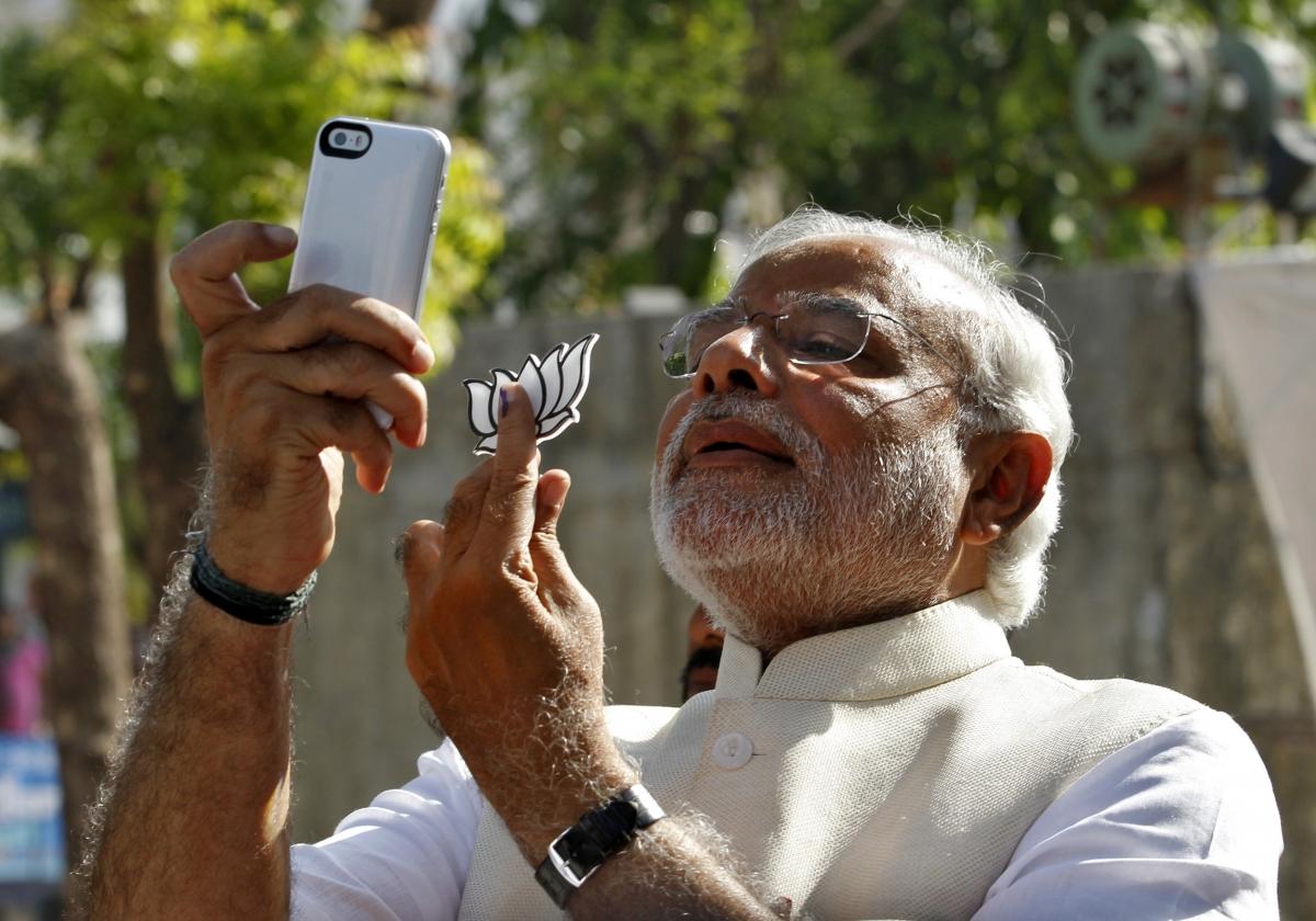 India vote Modi BJP