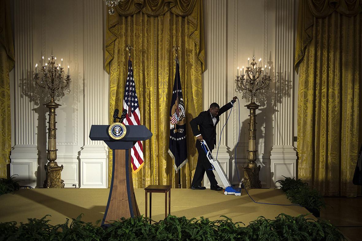 obama vacuum