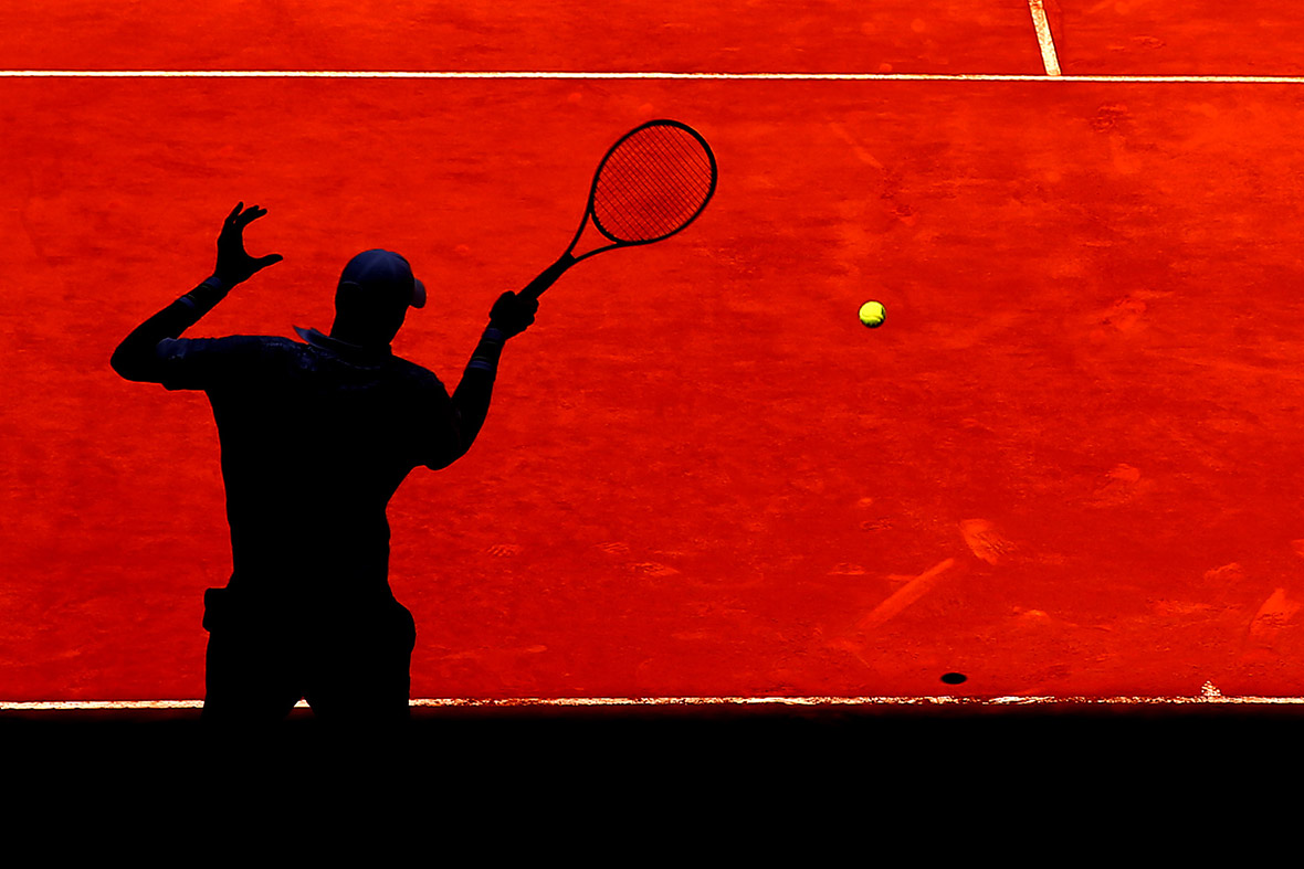 tennis shadopw
