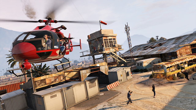 Rockstar Adds Ten New Verified Jobs to GTA Online: Watch Tower Capture, Criss Cross Dock Race and More