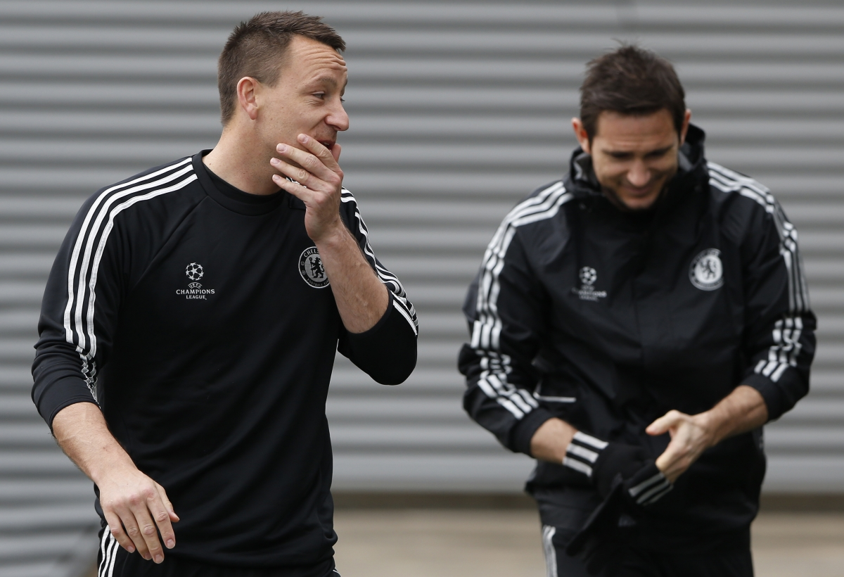 John Terry-Frank Lampard