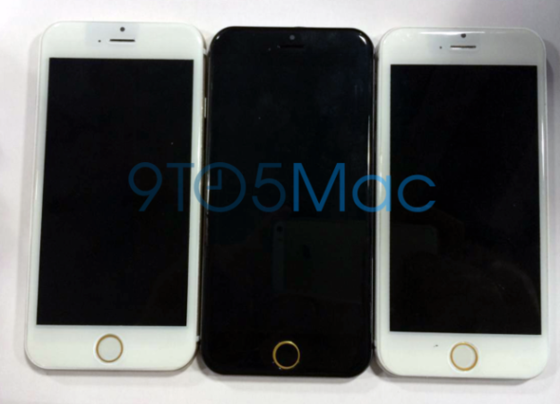 iphone 6 colors leaked rumours