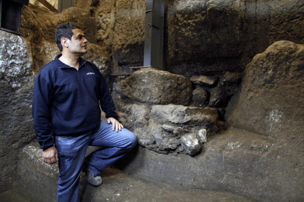 Israeli archaeologist Eli Shukron claims to have found King David's citadel