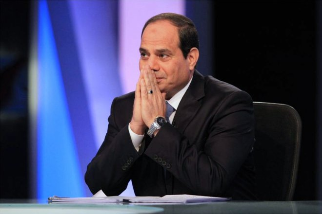 Sisi Egypt President