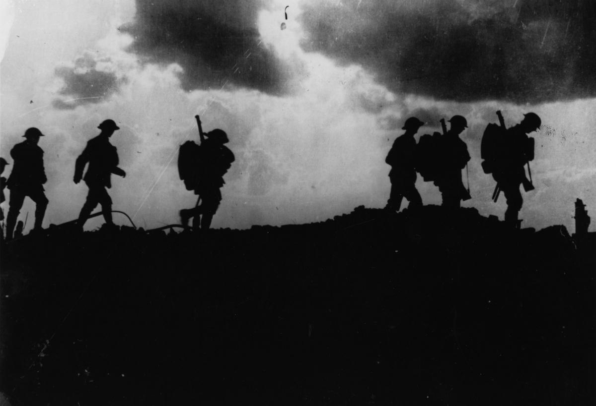 First World War digital archive