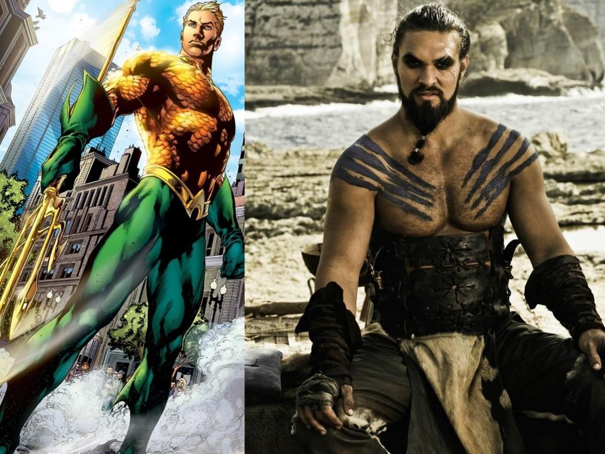 Jason Momoa rumoured to play Aquaman