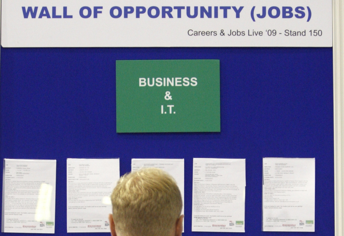Wall of opportunity