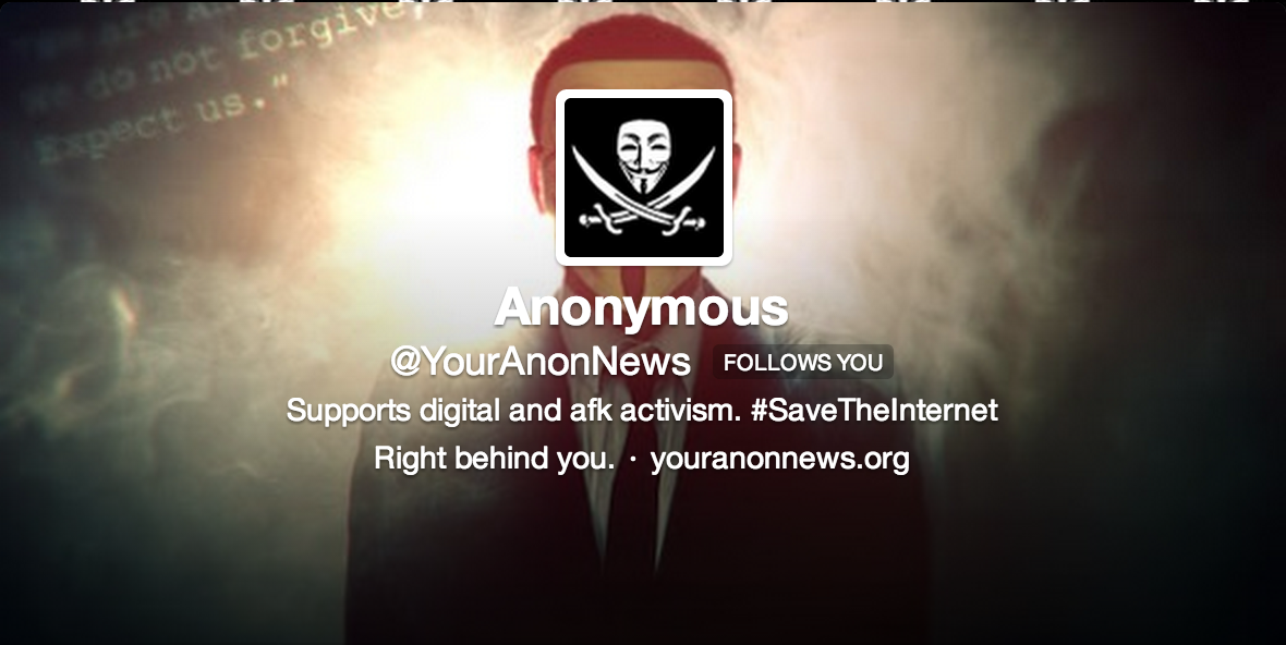 @YourAnonNews Twitter In-Fighting