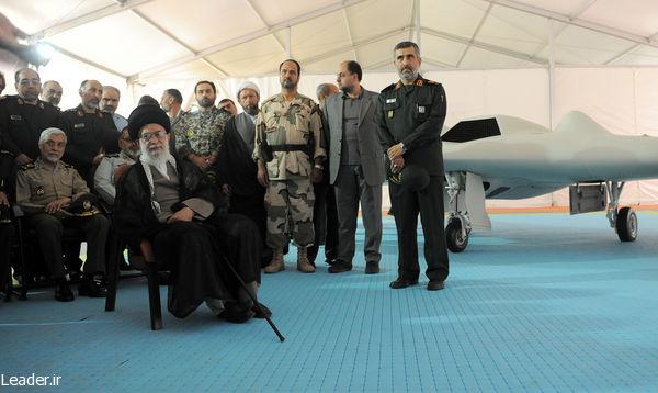 Iran copy US drone