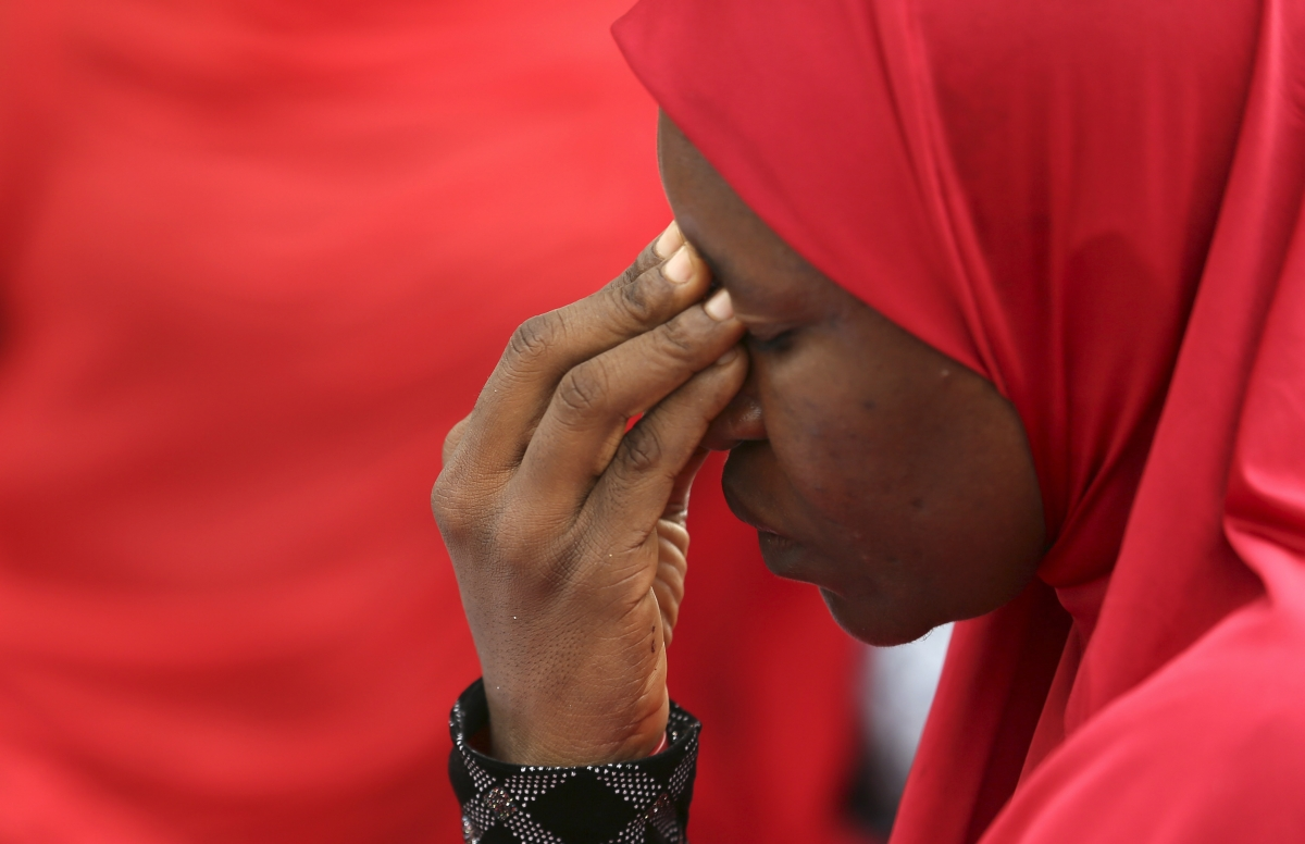 Nigeria girls mass abduction by Boko Haram