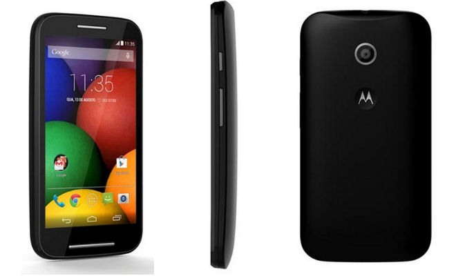 Moto E second-gen variant rumoured to be launched soon, with Android 5.0 as default, and 4.5in display